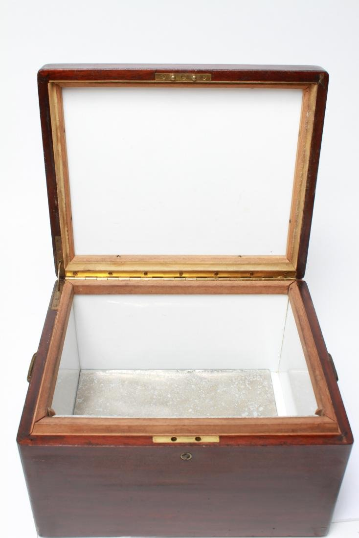 Abercrombie & Fitch Tabletop Cigar Humidor - 4
