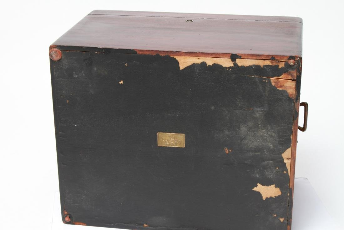 Abercrombie & Fitch Tabletop Cigar Humidor - 5