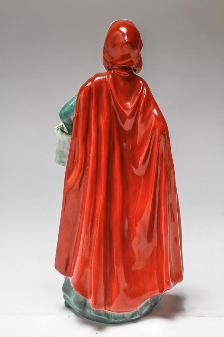 Royal Doulton Porcelain Figurines of Women, 6 Pcs - 10