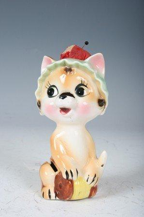 2007: Regency Ceramic Cat Pin Cushion