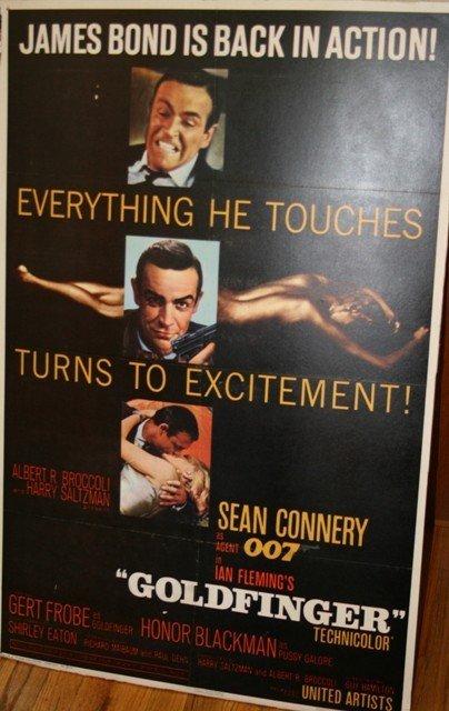 2: Goldfinger Poster