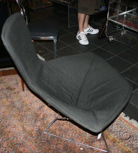 67: Wire Bertoia Chair Eames Era Mid Century