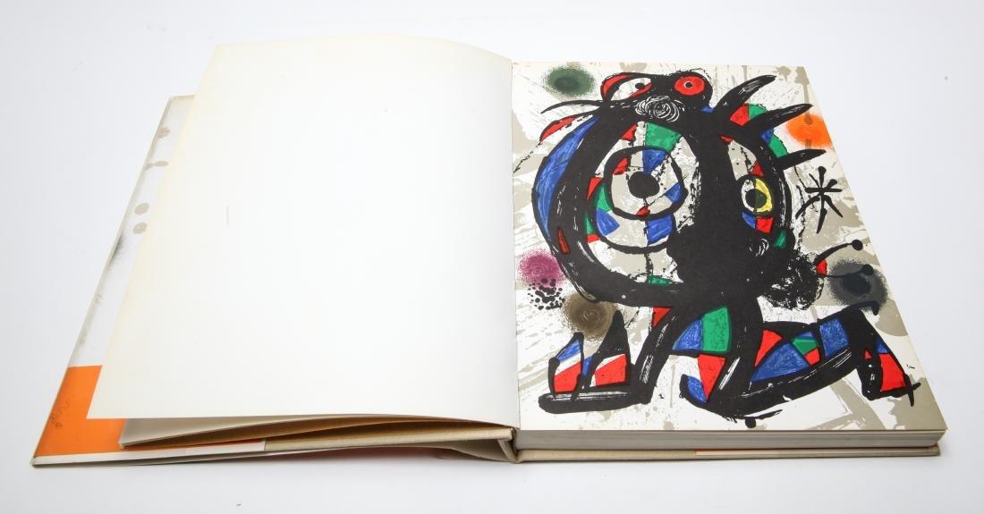 Joan Miro Lithograph Catalogue Raisonne, 3 Volumes - 2