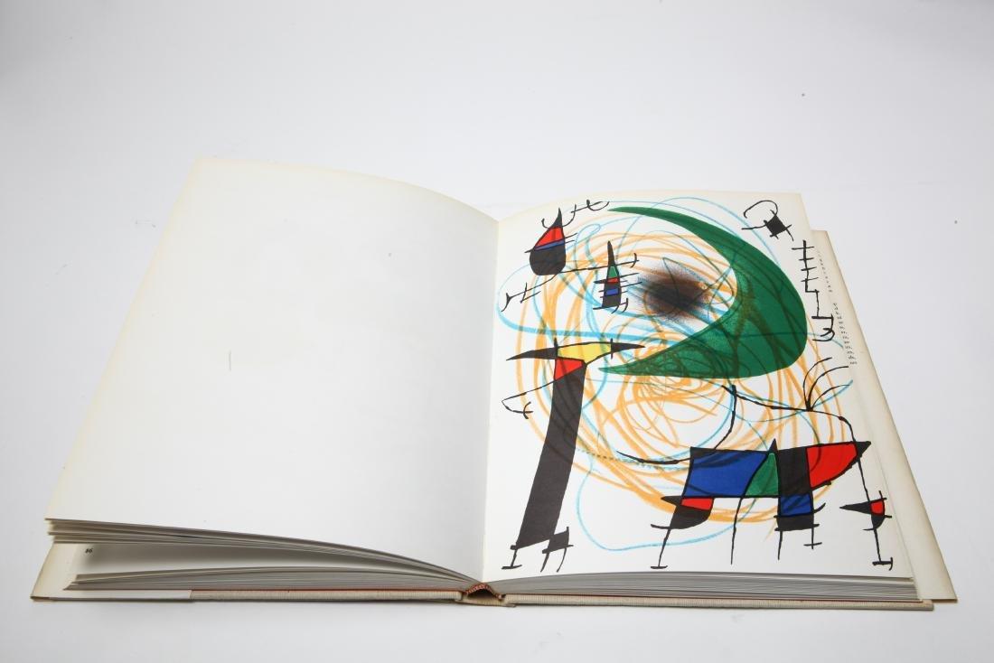 Joan Miro Lithograph Catalogue Raisonne, 3 Volumes - 6