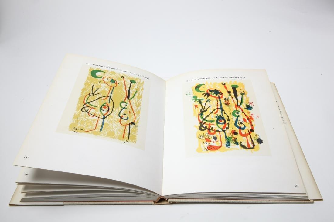 Joan Miro Lithograph Catalogue Raisonne, 3 Volumes - 7