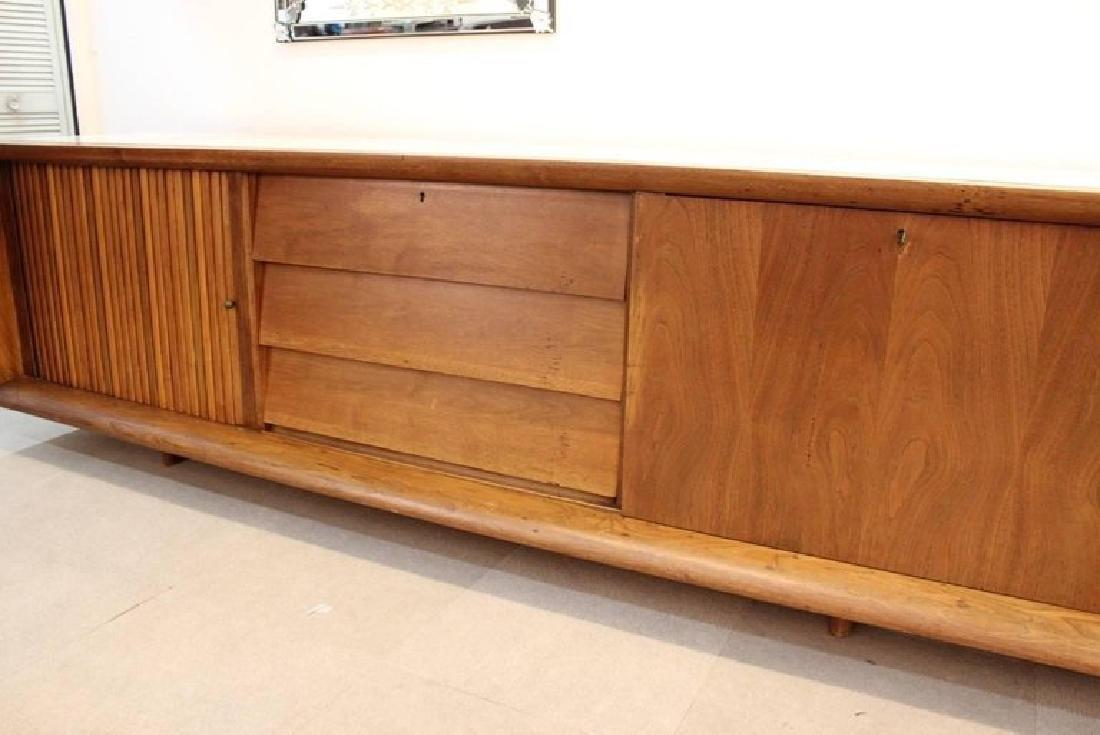 Samson Berman Mid-Century Modern Teak Sideboard - 4