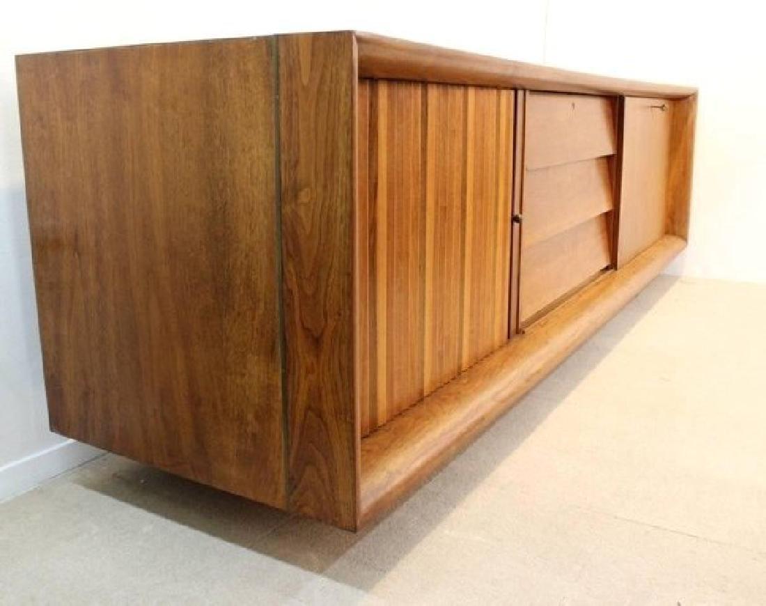 Samson Berman Mid-Century Modern Teak Sideboard - 5