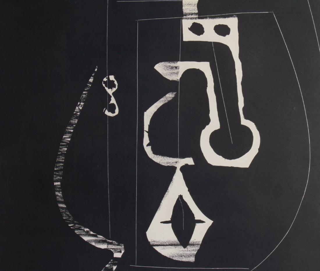 """Pablo Picasso """"Composition"""" Lithograph 1948 - 9"""