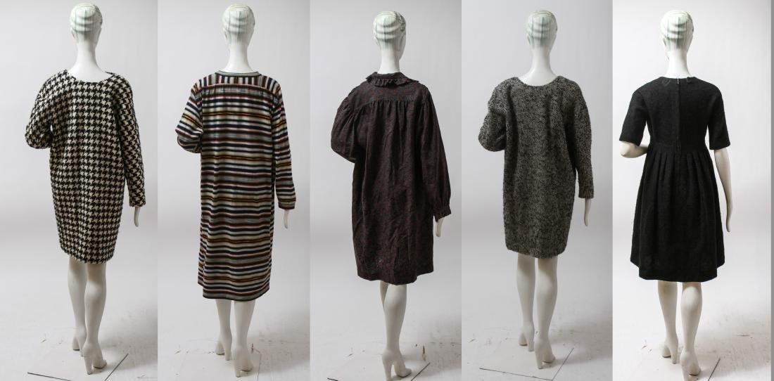 Ladies' Designer Vintage Garments incl. CK, 5 Pcs. - 8