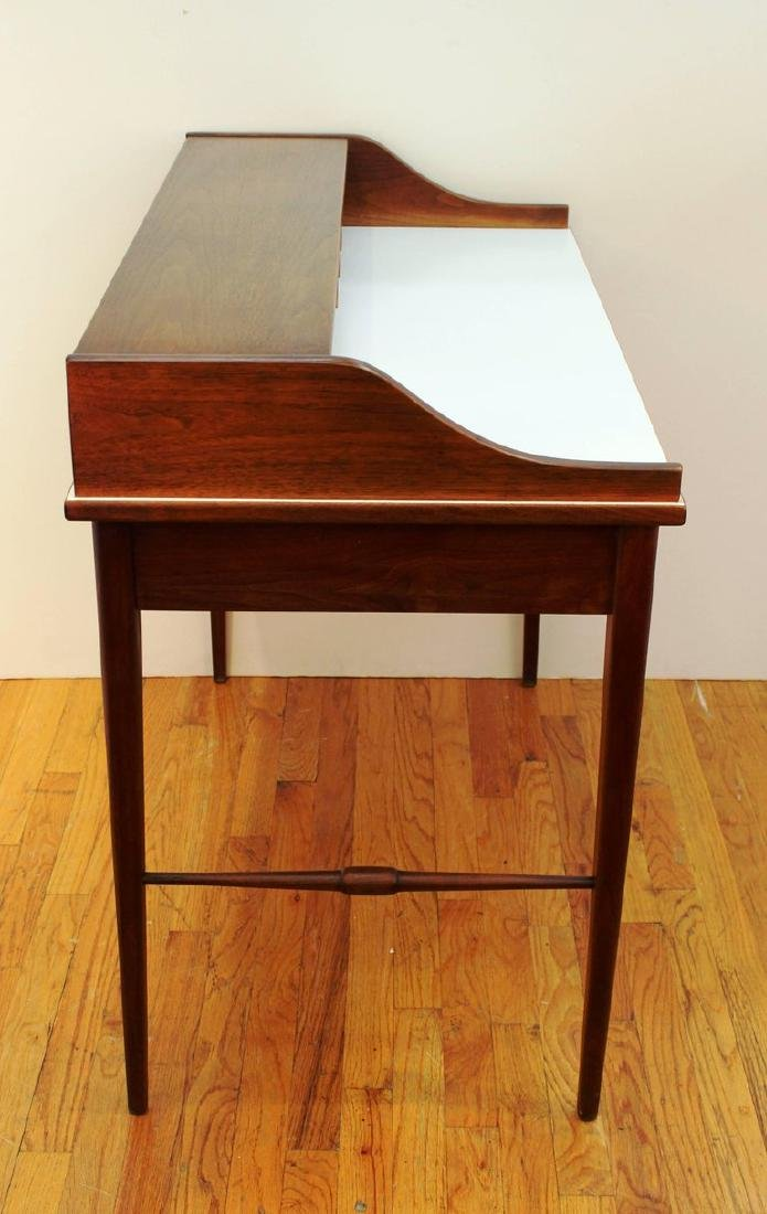 Mid-Century Modern Teak Writing Desk - 6