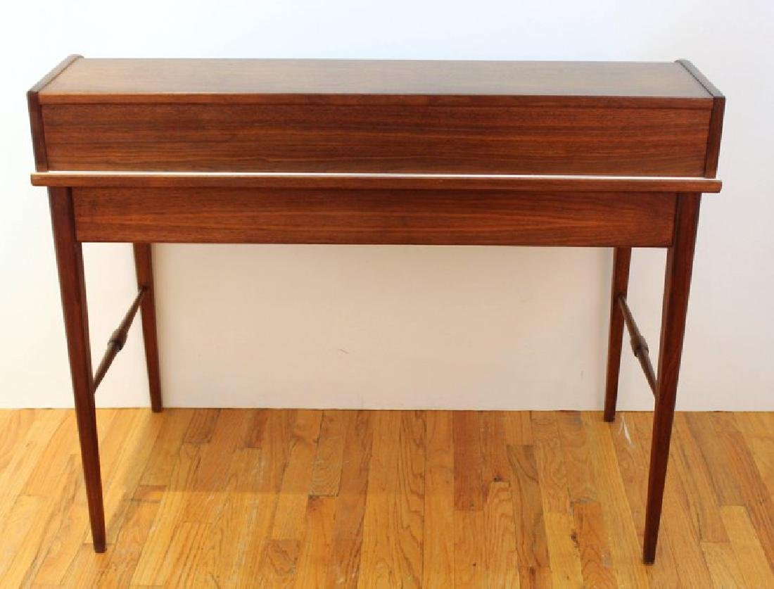 Mid-Century Modern Teak Writing Desk - 7
