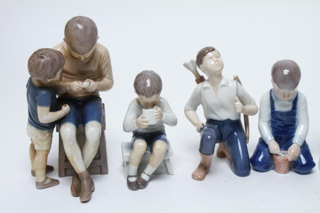 Bing & Grondahl & Royal Copenhagen Figurines, 9 - 2