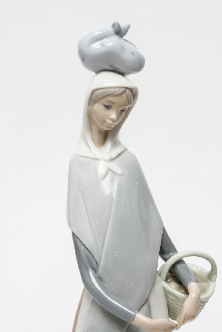 Lladro Porcelain Figurines, Group of 3 - 2