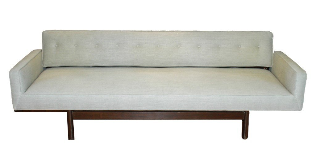 Edward Wormley for Dunbar Gondola Manner Sofa