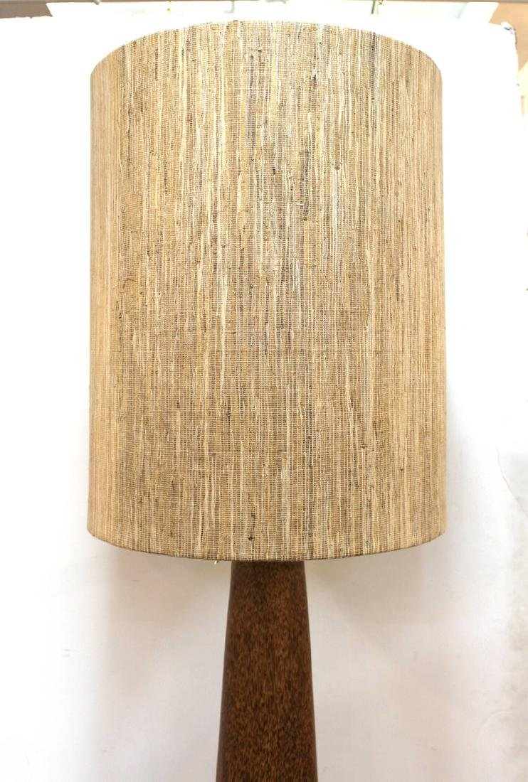 Monumental Composite Floor Lamp Mid-Century Modern - 2