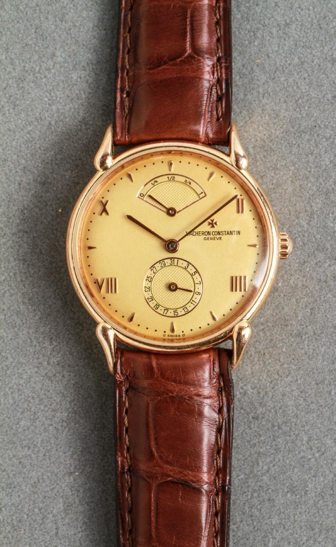 Vacheron Constantin Geneve 18K Rose Gold Watch