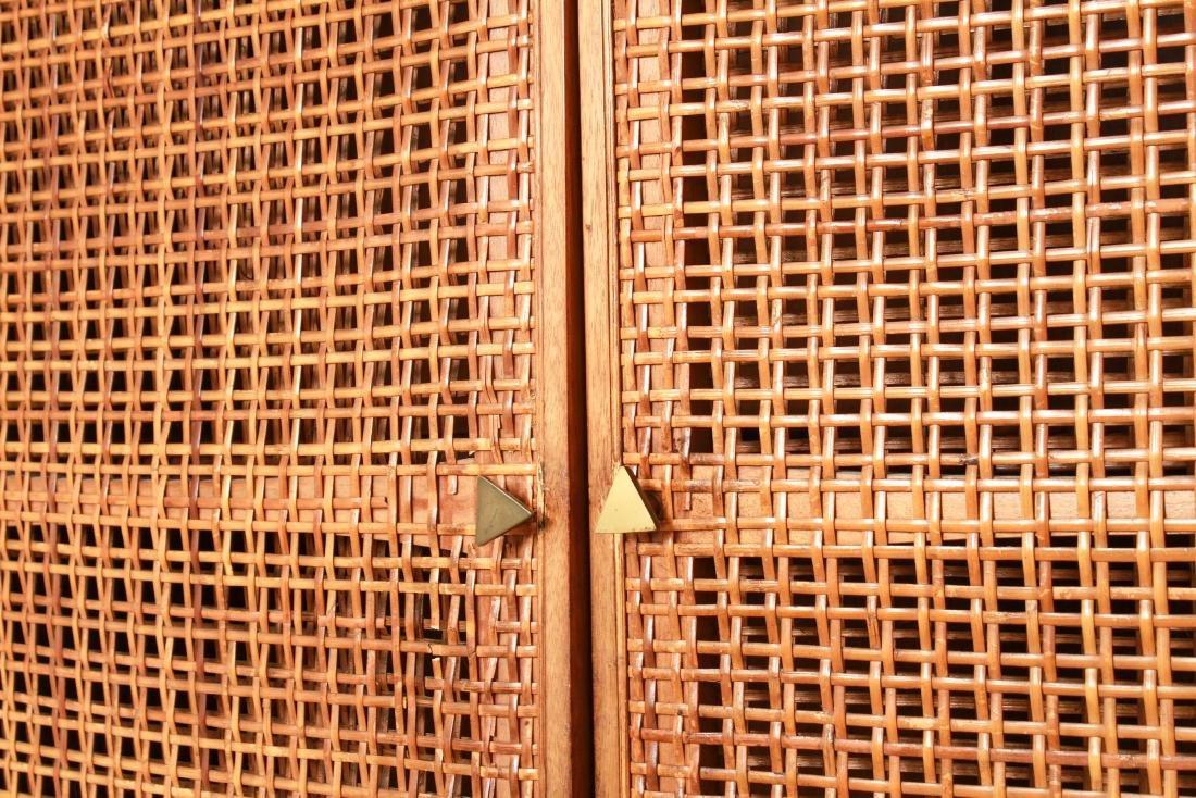 T.H. Robsjohn-Gibbings Modern Breakfront Cabinet - 10