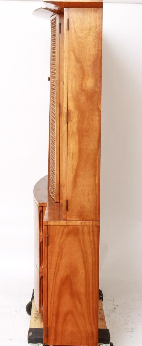 T.H. Robsjohn-Gibbings Modern Breakfront Cabinet - 2