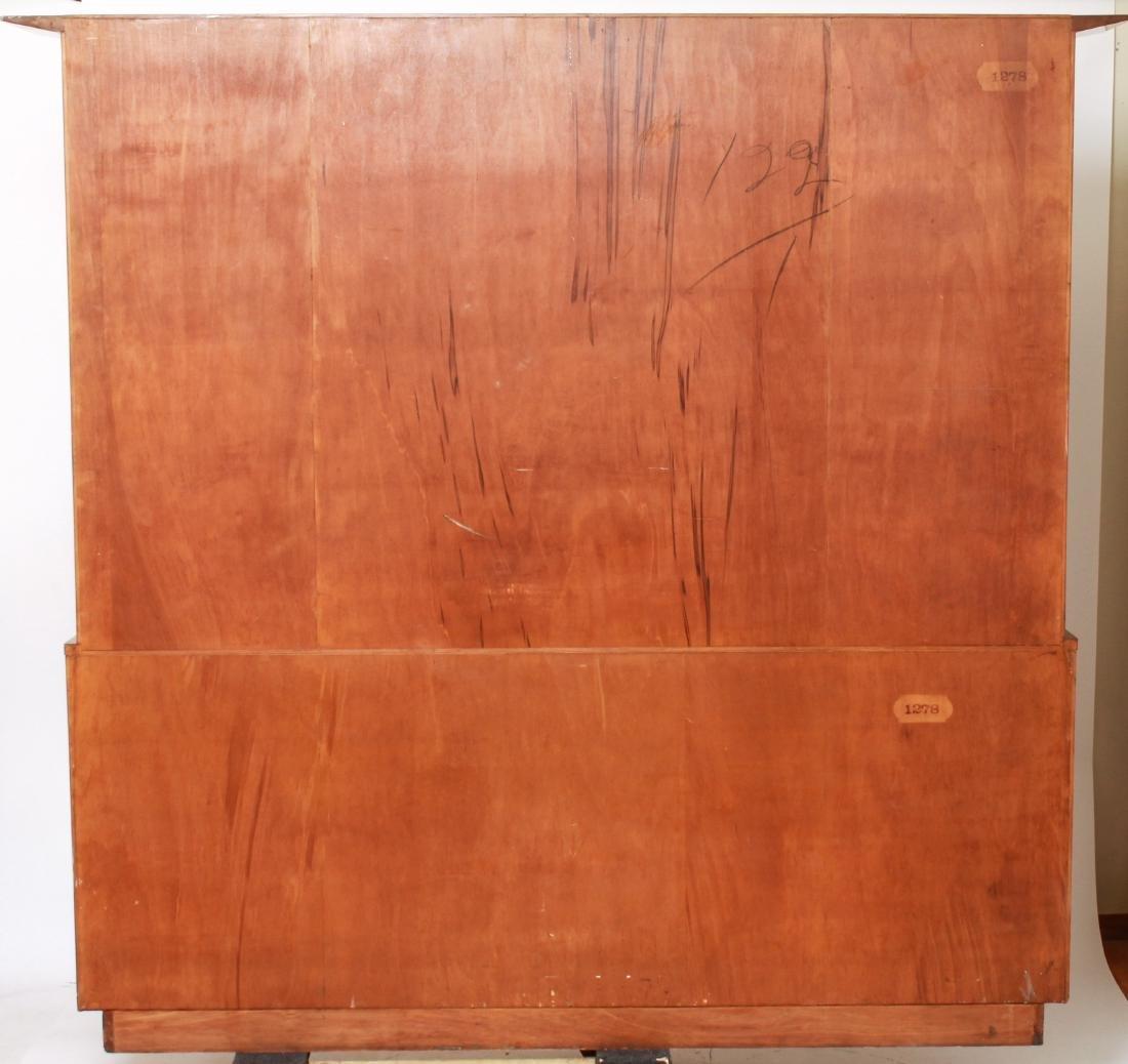 T.H. Robsjohn-Gibbings Modern Breakfront Cabinet - 3