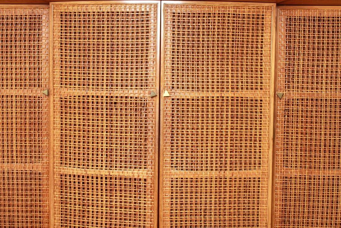 T.H. Robsjohn-Gibbings Modern Breakfront Cabinet - 6