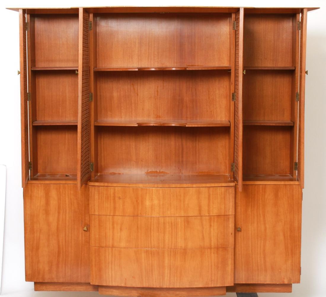 T.H. Robsjohn-Gibbings Modern Breakfront Cabinet - 7