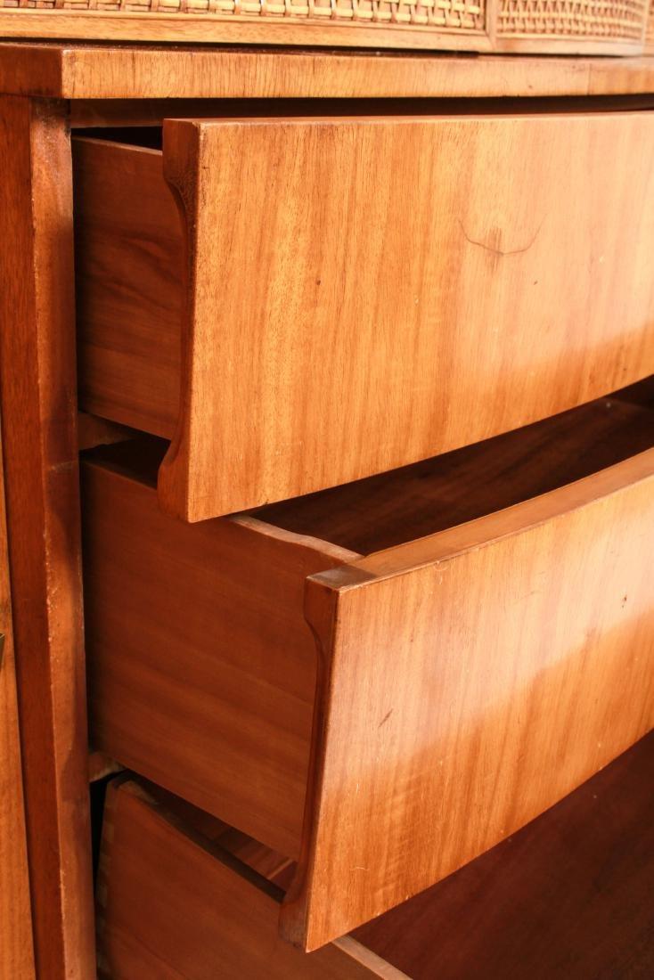 T.H. Robsjohn-Gibbings Modern Breakfront Cabinet - 9
