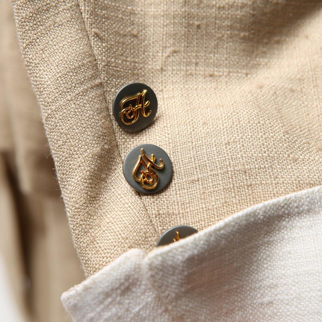Hermes Woman's Suit / Jacket & Skirt Set, Vintage - 7