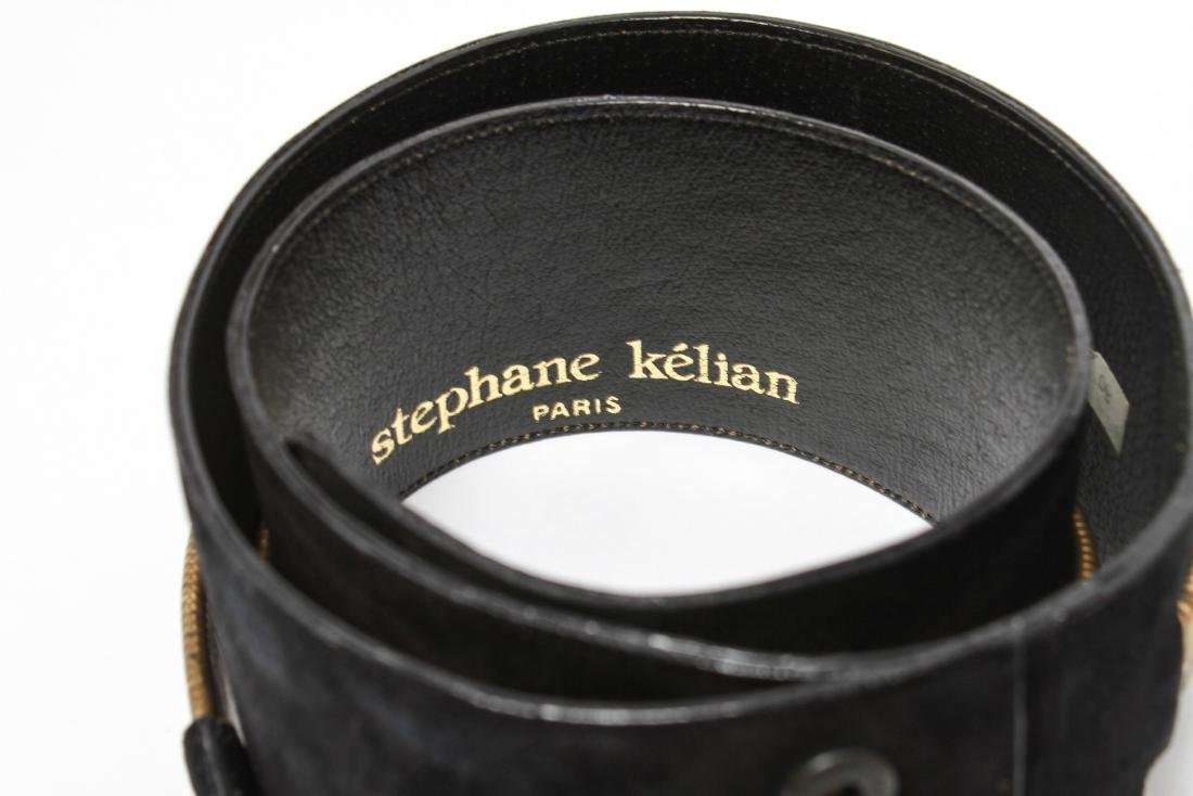 Leather & Other Belts incl Kelian, Group of 8 - 3