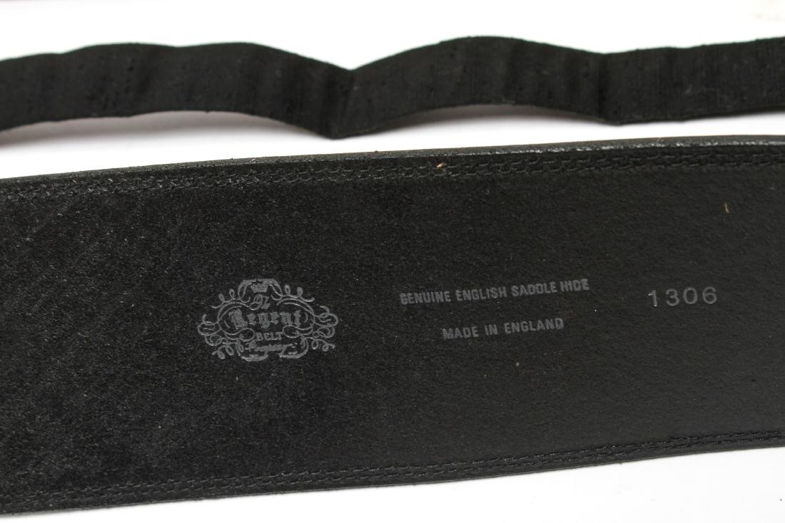 Leather & Other Belts incl Kelian, Group of 8 - 6