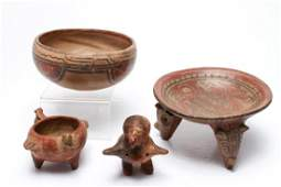 Pre-Columbian & Pre-Columbian-Manner Pottery, 4
