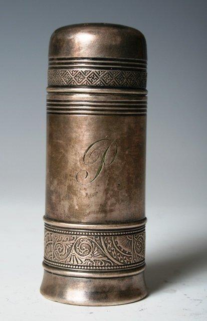 14: Gorham Sterling Silver Salt Shaker