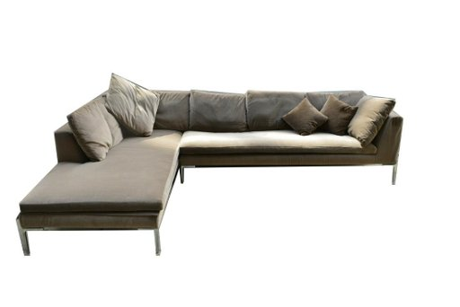 Swell Antonio Citterio For Bb Italia Sectional Sofa Squirreltailoven Fun Painted Chair Ideas Images Squirreltailovenorg