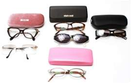 Designer Eyeglasses  Sunglasses incl Chanel 6