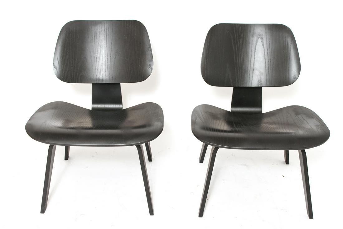 Charles & Ray Eames for Herman Miller LCW Chair Pr