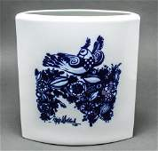 Bjorn Wiinblad Rosenthal Studio-Linie Large Vase
