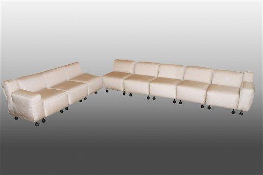 Marvelous Modern 8 Piece Upholstered Sectional Sofa Sep 08 2019 Customarchery Wood Chair Design Ideas Customarcherynet