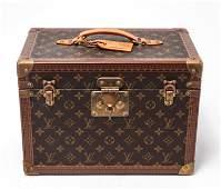 Louis Vuitton Vintage Monogram Cosmetic Case