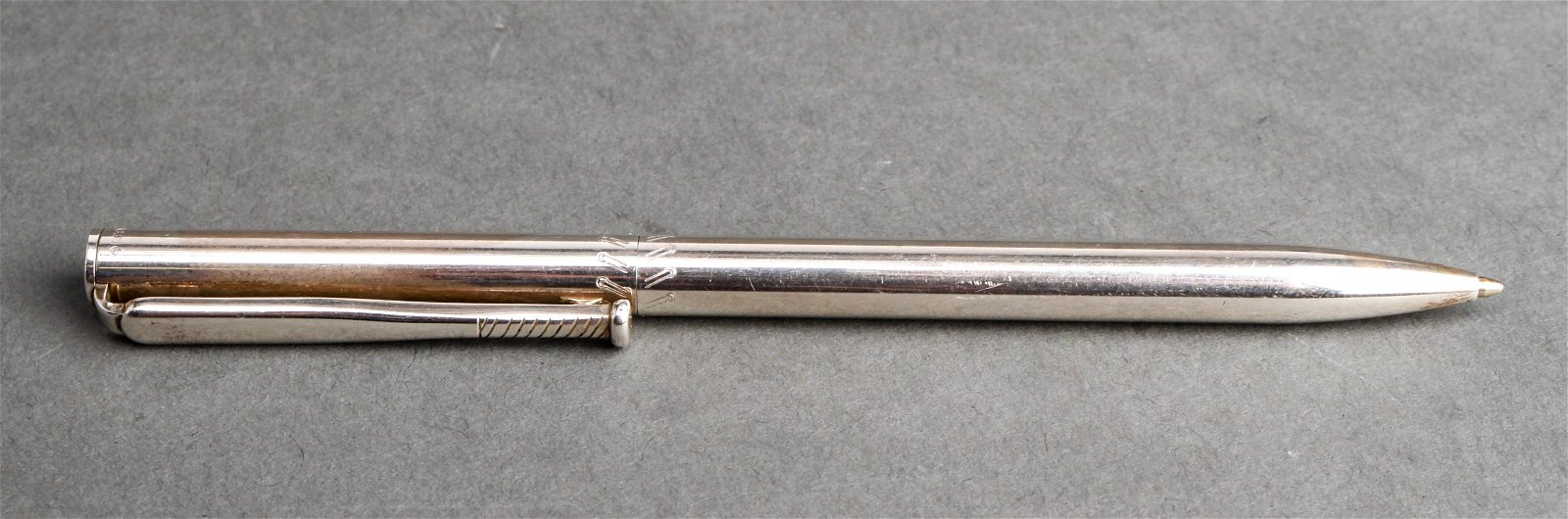 Tiffany & Co. Silver Ballpoint Pen Baseball Bat