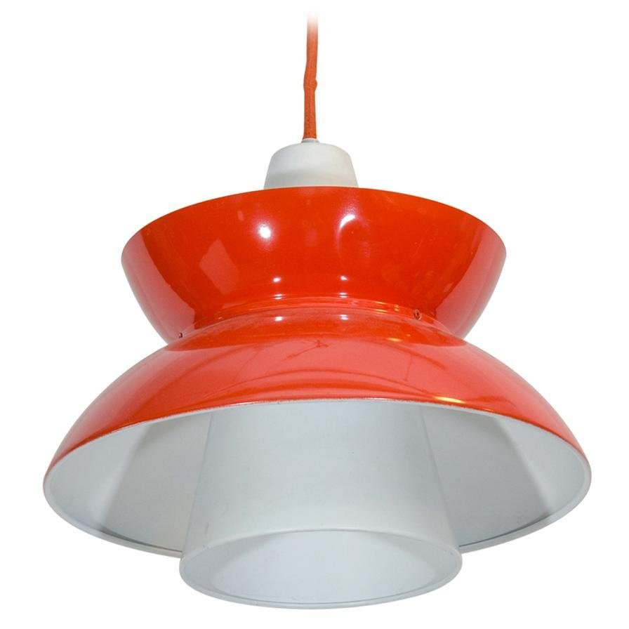 Jorn Utzon Modern Sovaernspendel Pendant Light