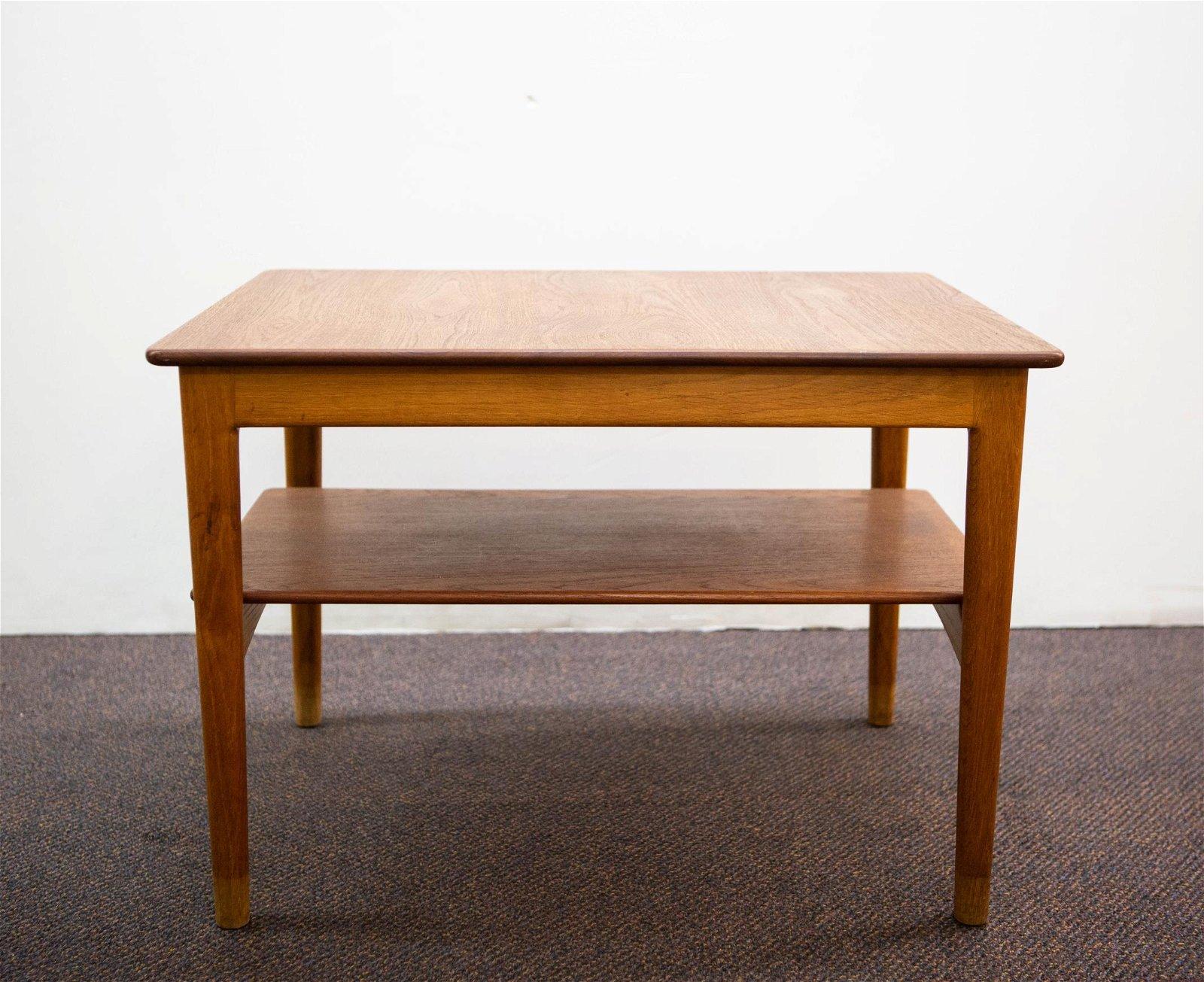 Johannes Hansen Danish Modern Side Table