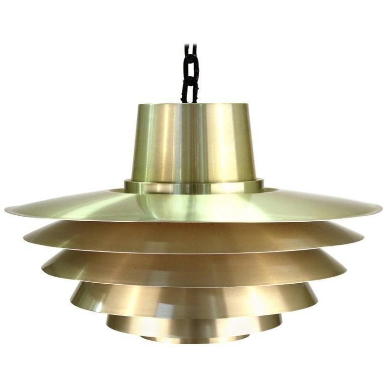 Svend Middelboe Danish Modern Verona Pendant Light