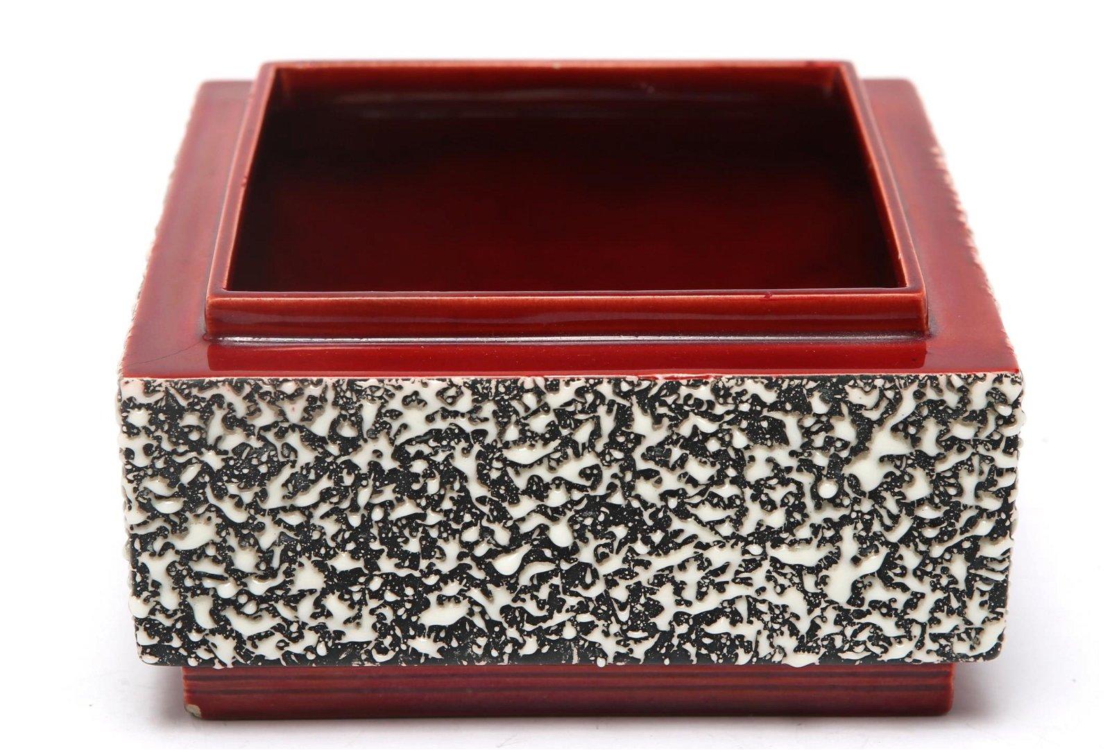 Art Deco Sevres Ceramic Container-Paul Milet 1930s