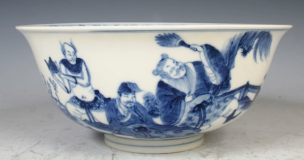 3012: Chinese 19th / 20th c. Porcelain Bowl