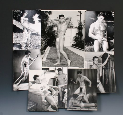 23: Group of Bruce Of Hollywood Photos, Marked