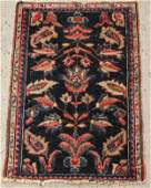 """Bijar Persian Floral Prayer Rug 1' 9"""" x 2' 7"""""""