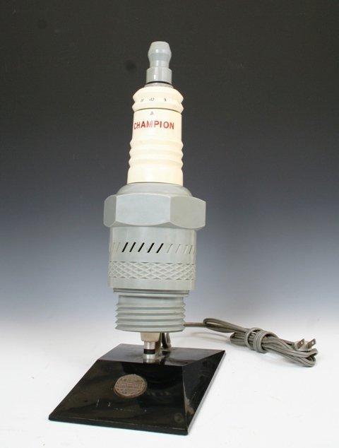 1009: Champion Spark Plugs Promo Radio