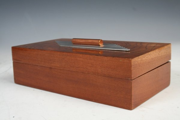 1151: Art Deco Trinket Box