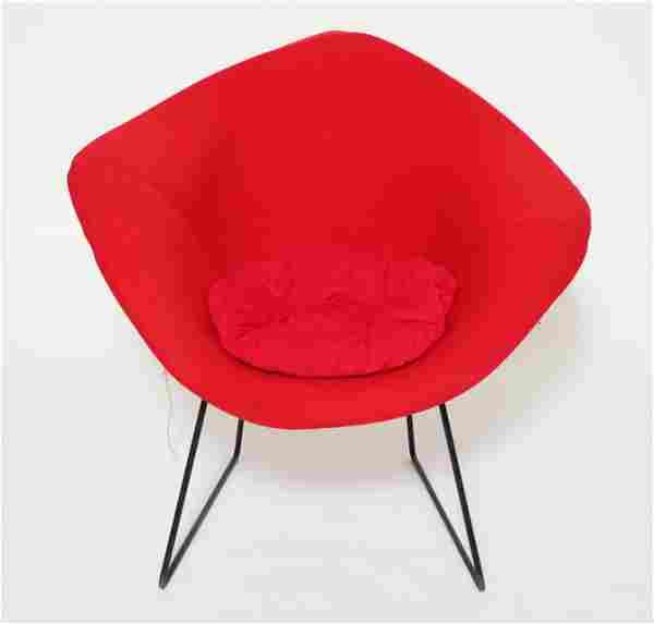 "Harry Bertoia for Knoll ""Diamond"" Chair"