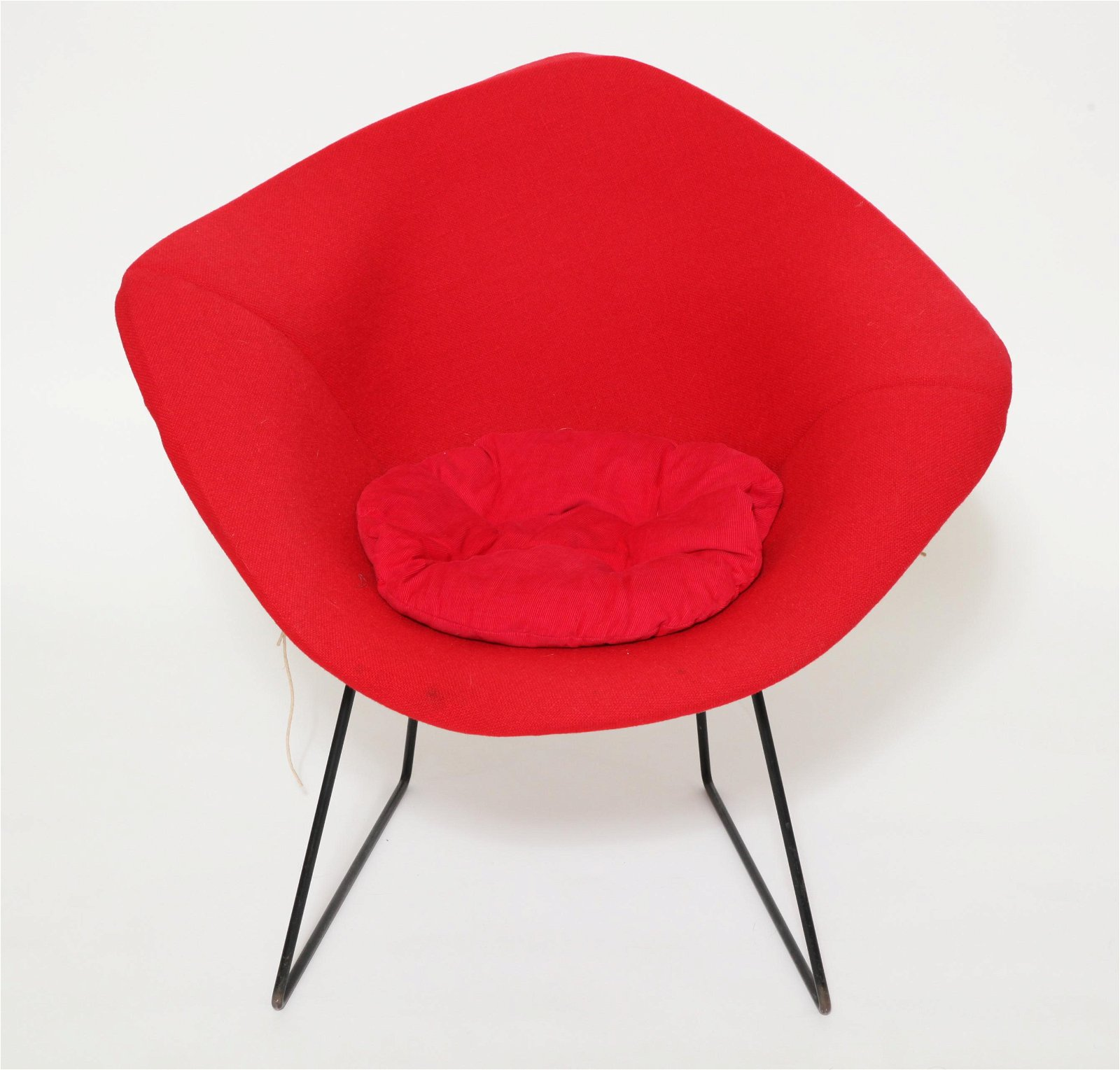 "Harry Bertoia for Knoll ""Diamond"" Chair"