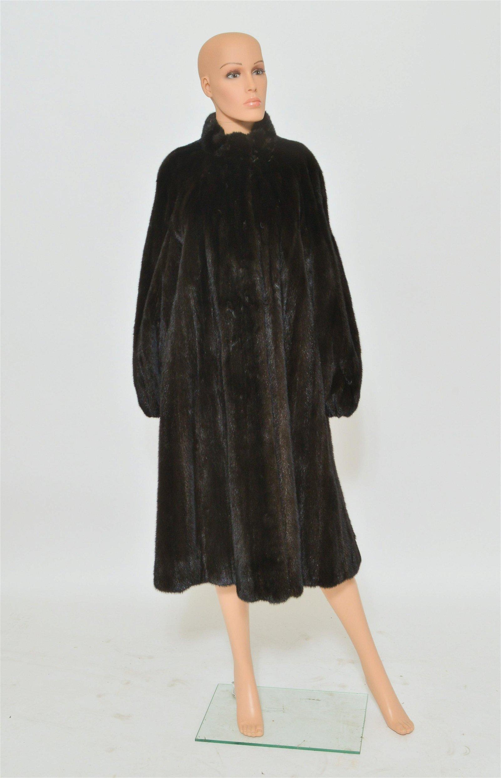 Jerry Sorbara Mink Fur Coat